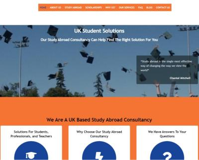 A consultancy for people who want to study abroad